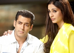 Salman Khan and Tabu in Bollywood Movie Jai Ho