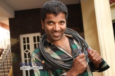 Sathish Ninasam in Kannada Movie Love in Mandya