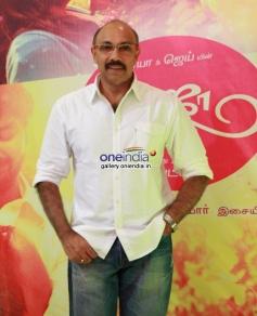 Sathyaraj at the Raja Rani film 100 days celebration