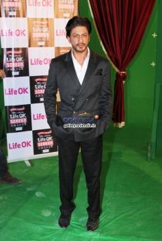 Shahrukh Khan at promo shoot of Screen Awards