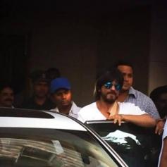 Shahrukh Khan resumes to Happy New Year film shooting