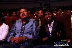 Shankar and Atlee Kumar at the Raja Rani film 100 days celebration