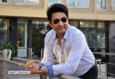 Shekhar Suman during the Heartless film promotion