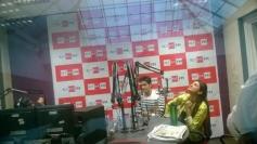 Sidharth Malhotra and Parineeti Chopra on Fever 104 FM