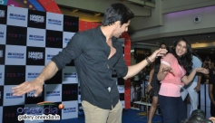Sidharth and Parineeti performed during their film Hasee Toh Phasee promotion at Korum Mall Thane