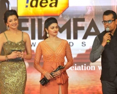 Subhash Kapoor speaks after receiving the Award for Best Dialogue Jolly LLB