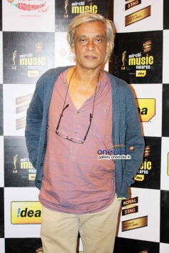 Sudhir Mishra during the Mirchi Music Awards press meet