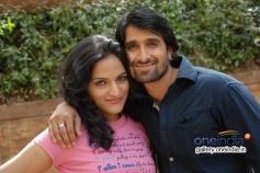 Sukratha Wagle and Akial in Kannada Movie Flop