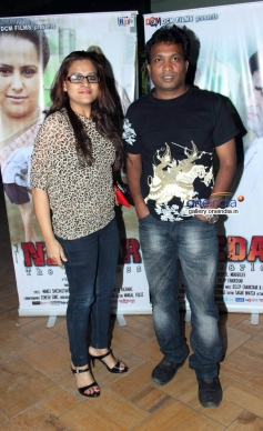 Sunil Pal at the music launch of film Needar The Fearless