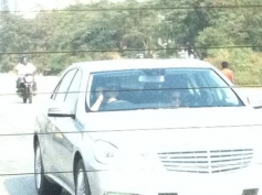 Tanisha and Armaan returning from Lonavla