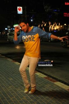 Tarun still from Yuddam Movie