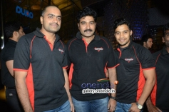 Telugu Warriors CCL Team Logo Launch