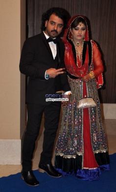 Toshi Sabri's Wedding Reception