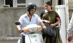 Cheran in Traffic Movie