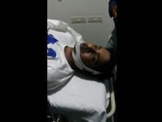 Uday Kiran dead body visuals