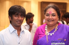 Usha Uthup at the film Aaha Kalyanam audio launch