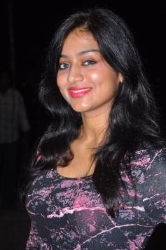Varsha Ashwati at the Alandur Fine Arts Awards