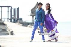Vasanth and Pragna in Kannada Movie Hara