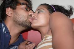 Veena Malik with live-in partner Prashant Singh