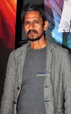 Vijay Raaz during the Dedh Ishqiya film premiere