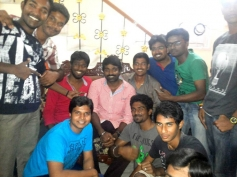 Vijay Sethupathi celebrated his birthday with fans