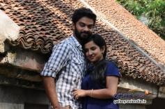 Vinod Kishan and Leelma still from film Yazh