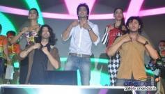 Yaariyan film starcast performed at the Phoenix mall