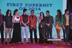 Yaariyan Starcast at Success party