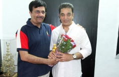 YG Mahendra wishes Kamal Haasan for Padma Bhushan Award