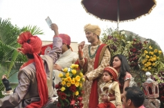 Ahana Deol and Vaibhav Vohra's Wedding