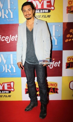 Ali Zafar at audition of Love Story Again