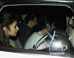 Alia Bhatt at special screening of Highway