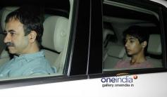 Rajkumar Hirani at special screening of Highway