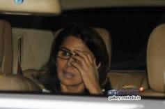 Neetu Kapoor at special screening of Highway