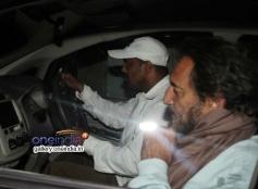 Shekhar Kapur at special screening of Highway