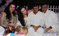 Ameesha Patel at Desi Magic film wrap up party