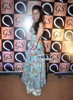 Amita Pathak at Gaurav & Shubha Sethi's party