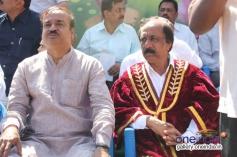 Anant Kumar at Dr. Vishnuvardhan Road Inauguration