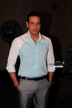 Anoop Soni at success party of TV serial Balika Vadhu