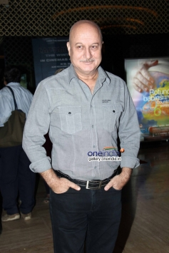Anupam Kher at Gang of Ghosts trailer launch