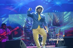 Arijit Singh performs for Temptation Reloaded 2014 Malaysia