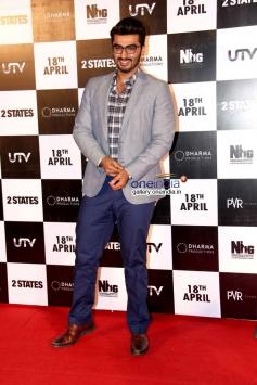 Arjun Kapoor at 2 States trailer launch