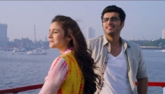 Arjun Kapoor and Alia Bhatt still from 2 States