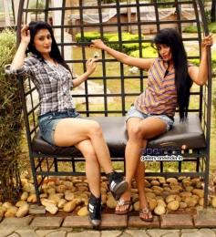 Atishri Sarkar and Shefali Singh in Kannada Movie Fashion