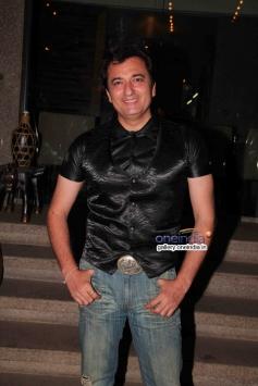 Avinash Wadhwan at success party of TV serial Balika Vadhu