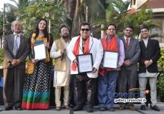 Bappi Lahiri at Nepal's UNESCO event
