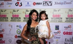 Barkha Bisht at GR8 Women Awards 2014 redcarpet
