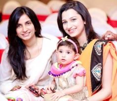 Bhairavi Raichura and Pooja Kanwal at Jay Soni and Pooja Shah wedding