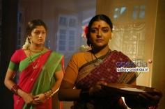 Bhanu Priya and Radhika still from Avatharam Movie
