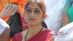 Bharti Vishnuvardhan Graced the Event